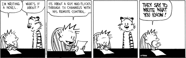 calvin-hobbes-writing-novel-about-tv